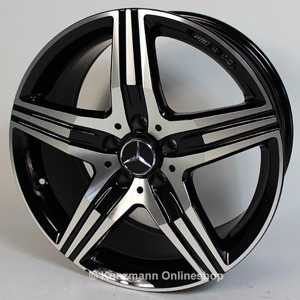 amg light alloy wheels styling 7 vii mercedes benz. Black Bedroom Furniture Sets. Home Design Ideas