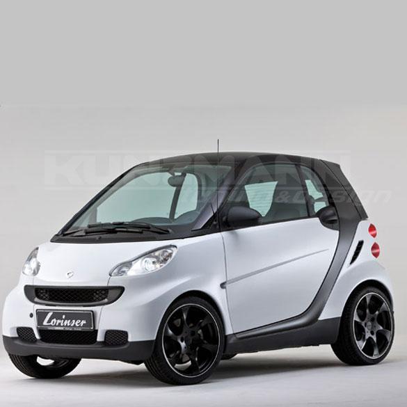 17 zoll alufelgen lorinser speedy smart roadster 452. Black Bedroom Furniture Sets. Home Design Ideas