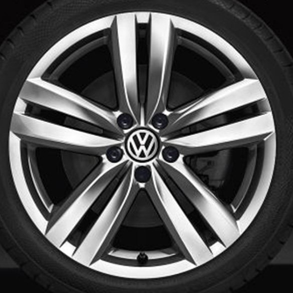 Vw Kansas Rims 18 Inch Passat 3c 5 Twin Spokes