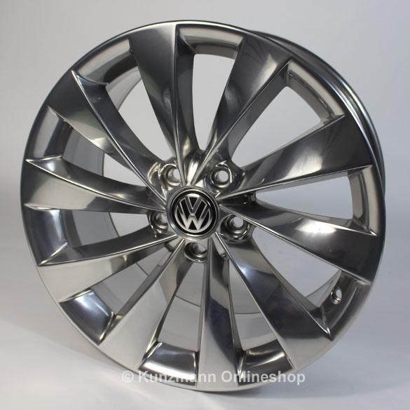 original volkswagen interlagos rims  silver scirocco