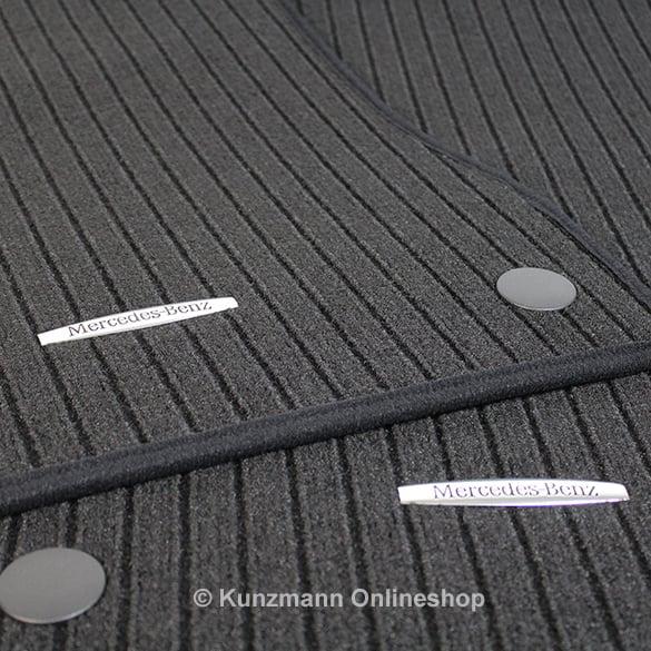 4 orig Mercedes Benz Fußmatten Ripsmatten Matte E-Klasse W 211 S211 4 matic Neu