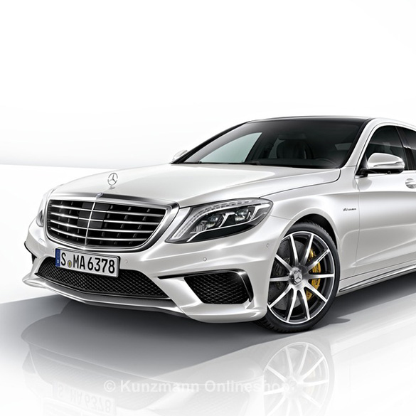 s 63 amg frontsch rze s klasse w222 original mercedes benz. Black Bedroom Furniture Sets. Home Design Ideas