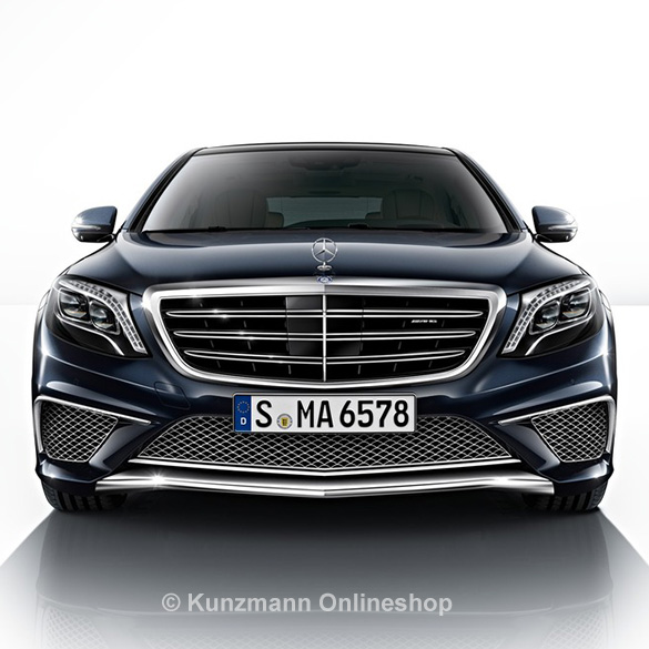 s 65 amg frontsch rze s klasse w222 original mercedes benz. Black Bedroom Furniture Sets. Home Design Ideas