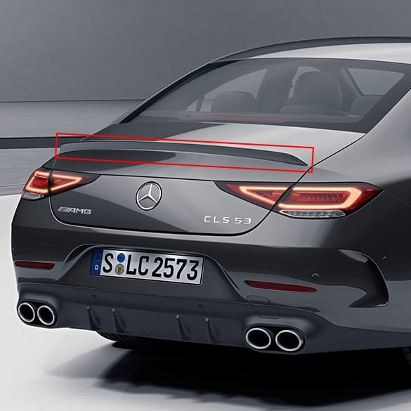 2019 Mercedes Benz Mercedes Amg Cls Camshaft: 53 AMG Heckspoiler CLS C257 Original Mercedes-Benz