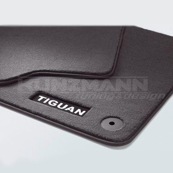Original Vw Fussmatten Premium Mit Schriftzug Tiguan