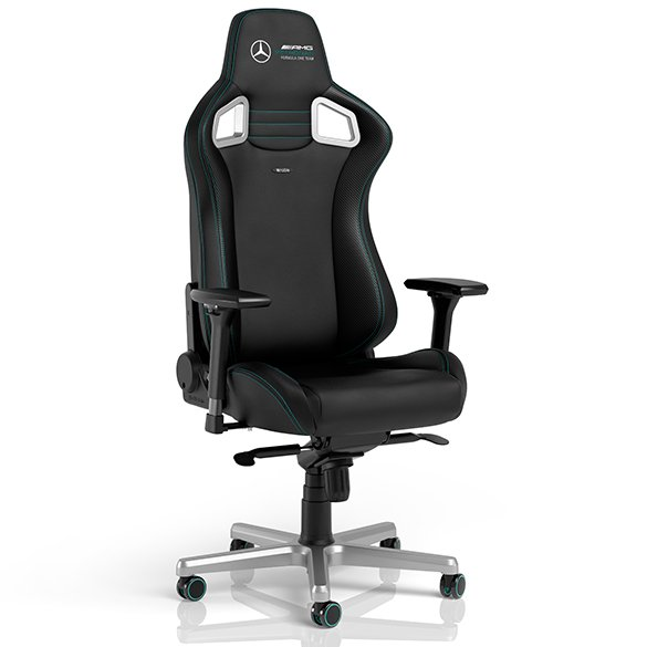noblechairs EPIC Gaming Stuhl Mercedes-AMG Petronas F1 Team Edition 2021