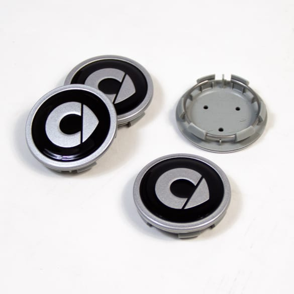 hub wheel caps genuine smart 453