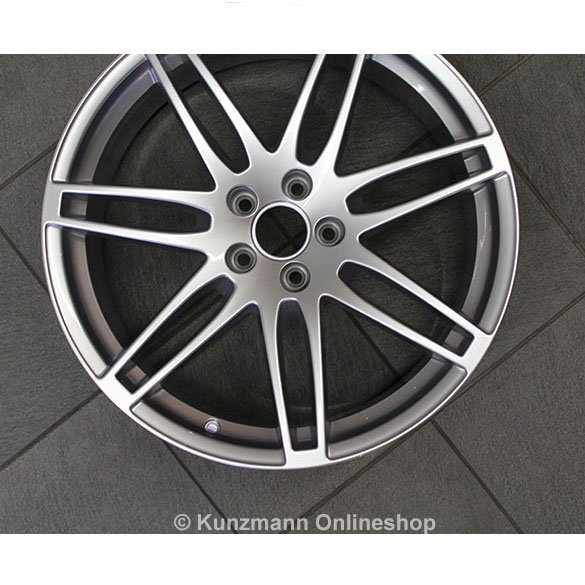 Audi exclusive 7-Double-spoke Wheels 20 Inch | Q5