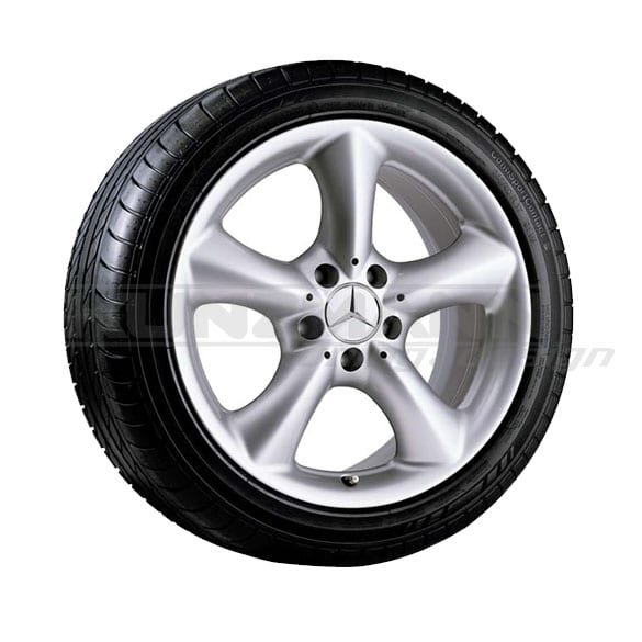 Mercedes-Benz light-alloy wheels Adharaz 17 inch Mercedes-Benz C-Class W203