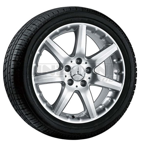 Mercedes-Benz Alshain light-alloy wheels Mercedes-Benz C-Class W203