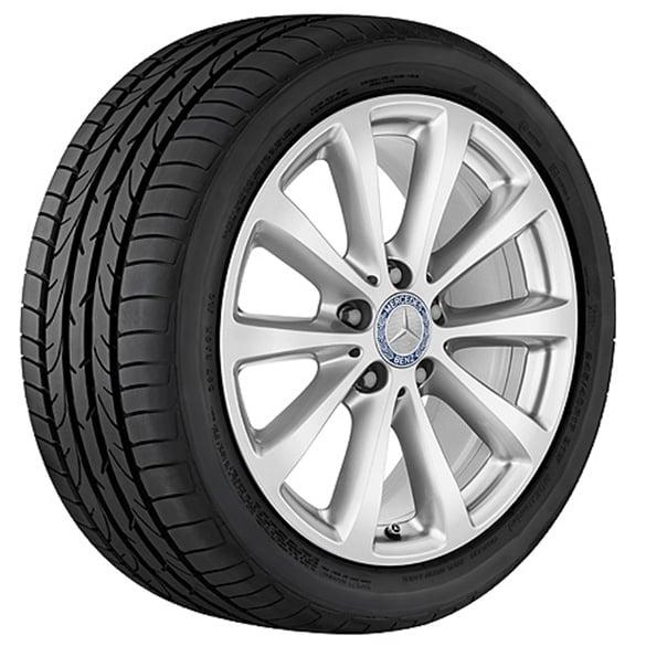 Snow Wheels 17 Inch E-Class W213 Genuine Mercedes-Benz