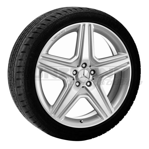 AMG Styling 3 III complete wheel set - light-alloy wheels 21 inch Mercedes-Benz ML-Class W164