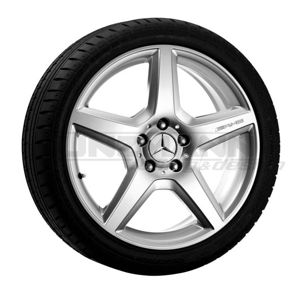 AMG Styling 3 III complete wheel set - light-alloy wheels 21 inch Mercedes-Benz M-Class ML W164