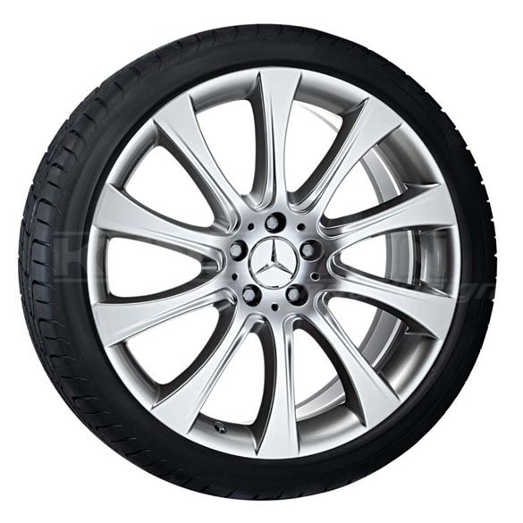 Mercedes-Benz light-alloy wheels | Alaraph 20 inch | Mercedes-Benz S-Class W221