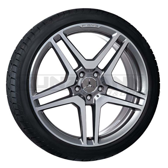 AMG Styling 4 / IV light-alloy wheels with tires 20 inch Mercedes-Benz S-Class W221