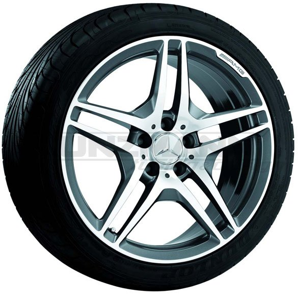AMG Styling 4 / IV light-alloy wheels with tires 19 inch Mercedes SL R230