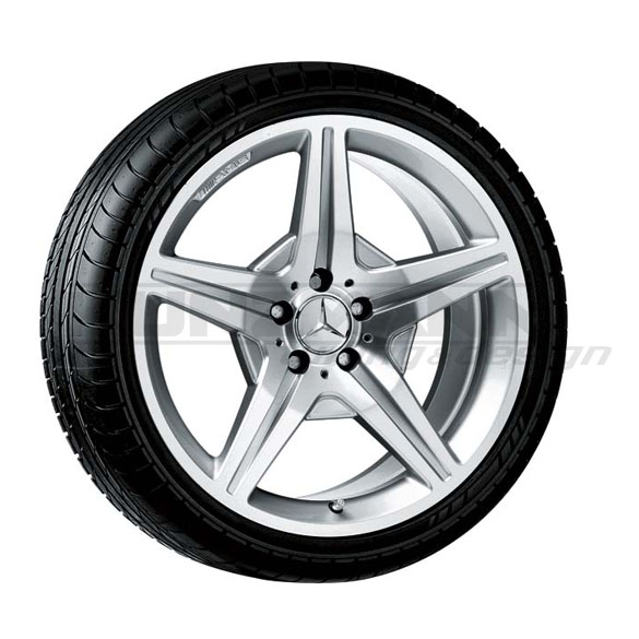AMG Styling VI / 6 light-alloy wheels with tires 19 inch - alloy rims Mercedes-Benz SL R230