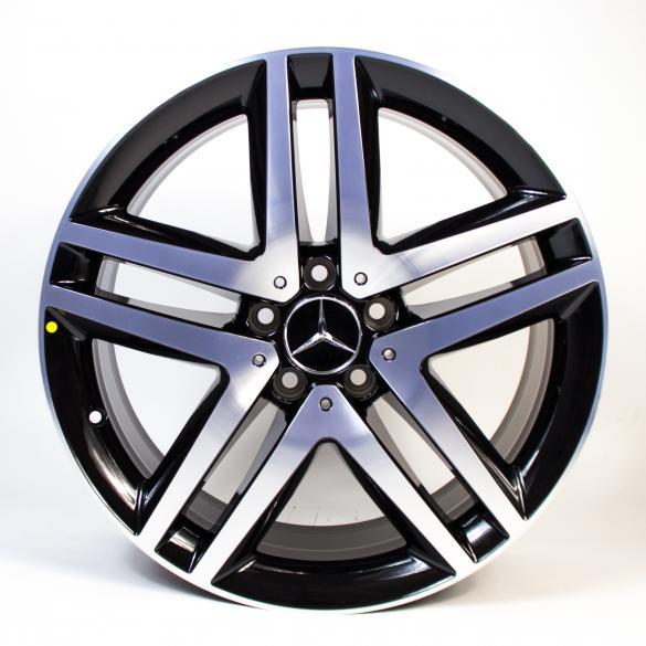 Genuine parts from Mercedes-Benz for numerous models on