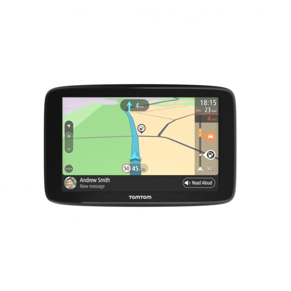 tomtom go basic 6 zoll navigationsger t europa wi fi pkw. Black Bedroom Furniture Sets. Home Design Ideas