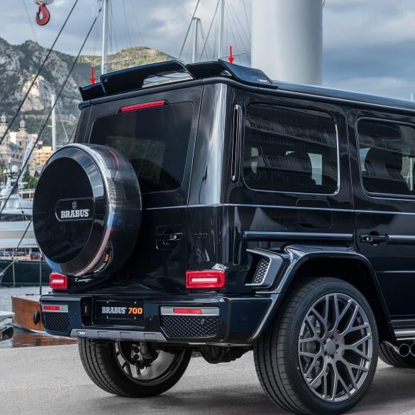 Brabus G Wagon >> Brabus Roof Spoiler G Class W463a Facelift