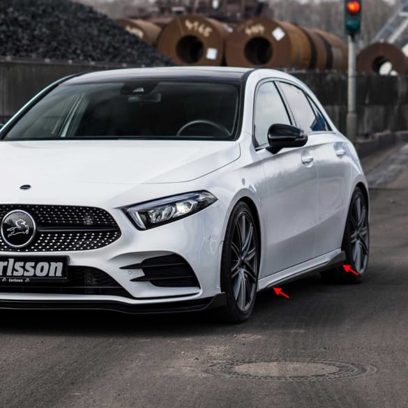 Carlsson side skirt add on Mercedes-Benz A-Class W177