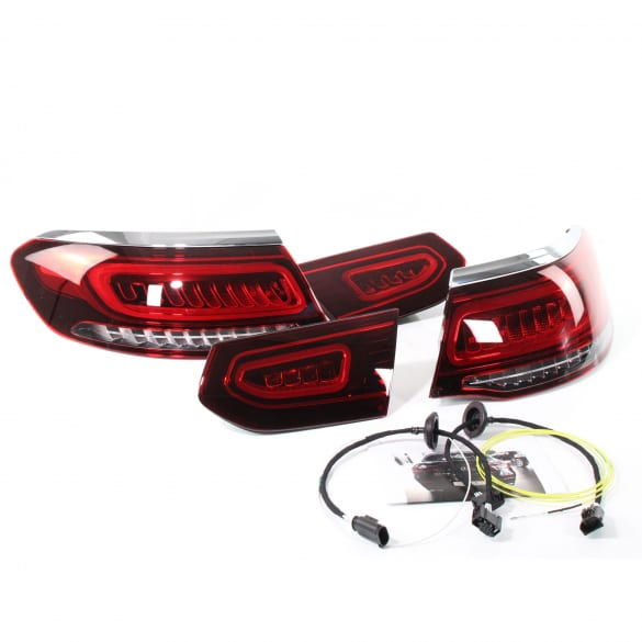 facelift LED rear light set GLC C253 Coupe genuine Mercedes-Benz