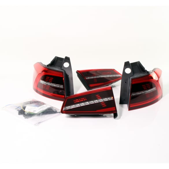LED rear light Set VW Passat B8 Variant Genuine Volkswagen