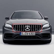 Panamericana grill facelift C-Class 205 genuine Mercedes-Benz