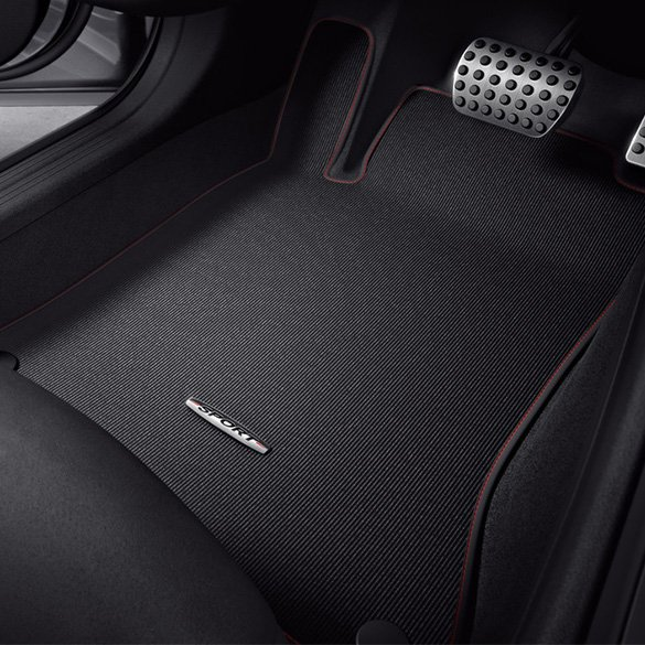 Velours Floor Mats Set A Class W176 Genuine Mercedes Benz
