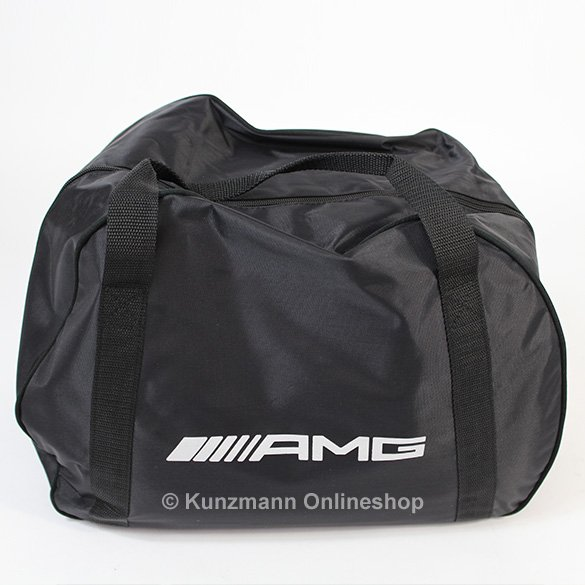 AMG Indoor Car Cover C 63 AMG Black Series with rear wing genuine Mercedes-Benz