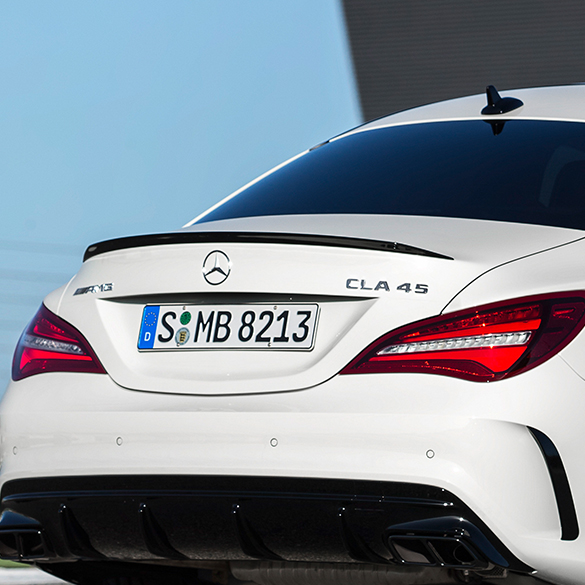 CLA 45 AMG Rear spoiler CLA C117 Genuine Mercedes-Benz