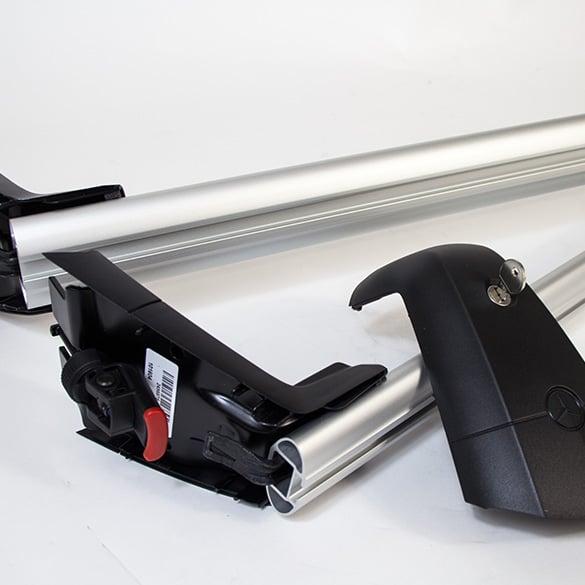 Genuine mercedes benz ski and snowboard rack new alustyle for Mercedes benz ski rack