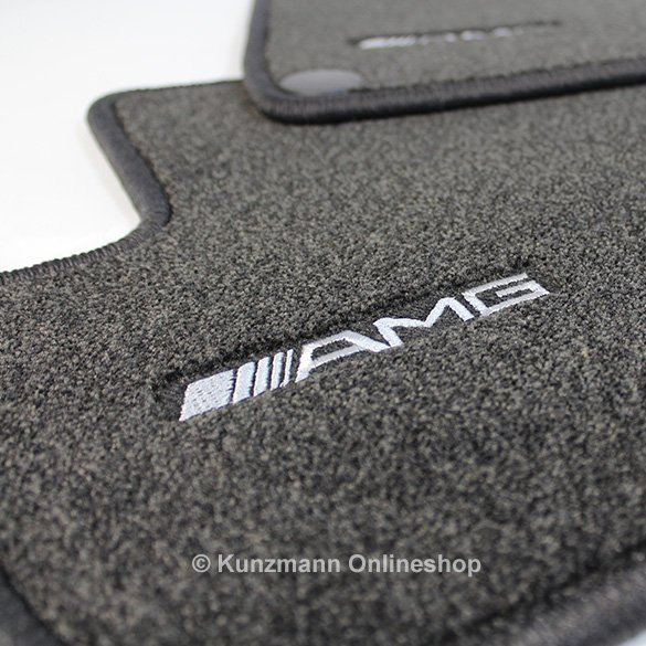 Amg Floor Mats Mercedes Clk Coupe W209 Original Amg By