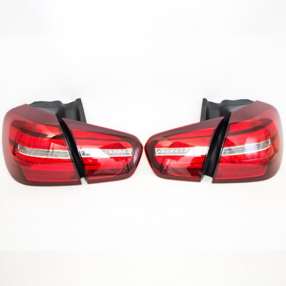 LED rear light set GLA X156 facelift original Mercedes-Benz