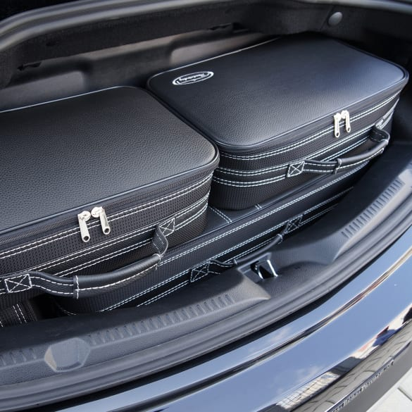 Suitcase-set E-Class Cabriolet A238 genuine Roadsterbag