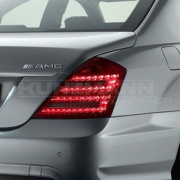 LED rear lights set Mercedes-Benz S-Class W221 facelift original Mercedes-Benz
