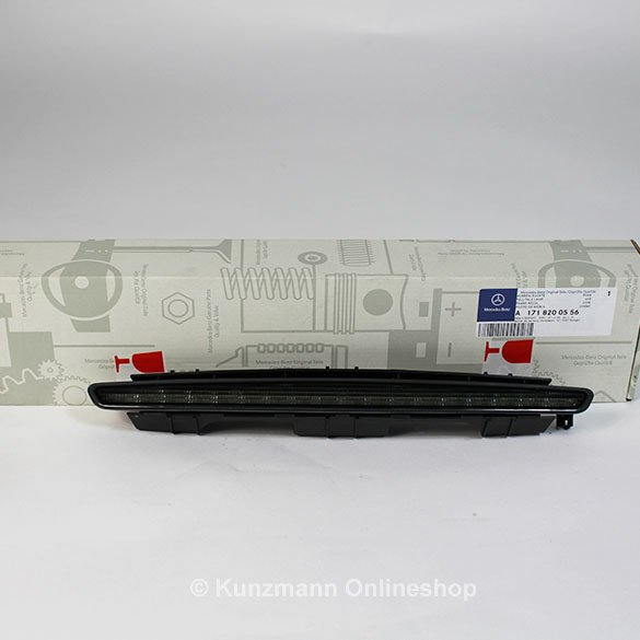 original Mercedes-Benz window brake light black SLK R171 AMG