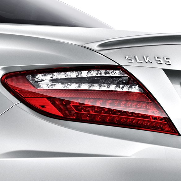 AMG tail lights SLK R172 smoked genuine Mercedes-Benz