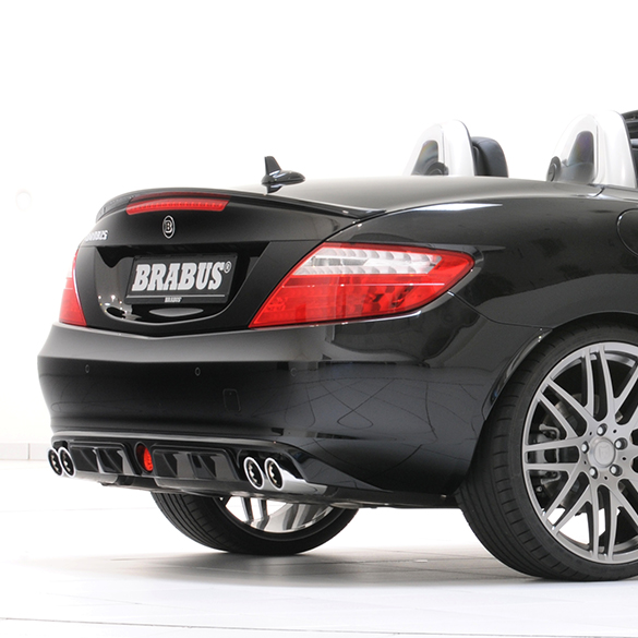 Accessories and spare parts for SLK models from Mercedes-Benz