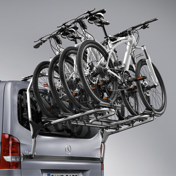 Rear bicycle rack tailgate V-Class BR447 genuine Mercedes-Benz