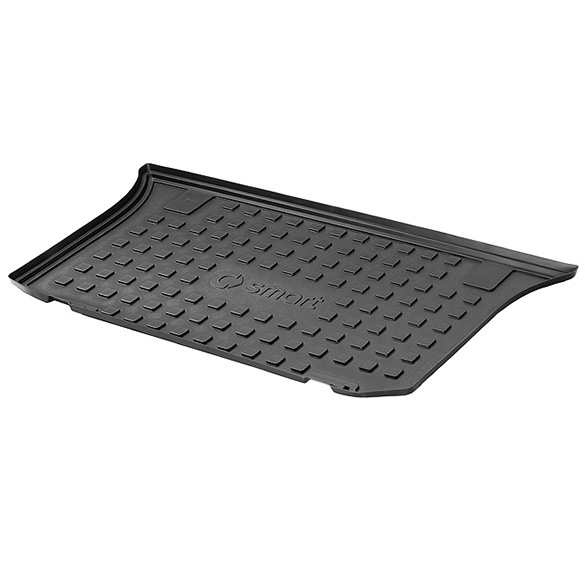 SMART FORTWO ALL MODELS HEAVY DUTY RUBBER CAR BOOT TRUNK LINER MAT