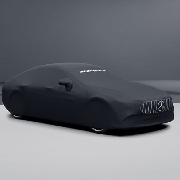 AMG Indoor Car Cover AMG GT X290 mit Heckflügel Original Mercedes-AMG