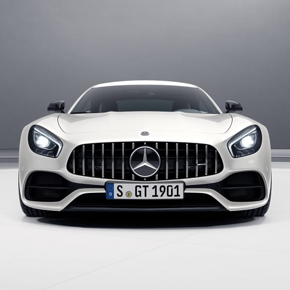 panamericana grill facelift front bumper amg gt 190. Black Bedroom Furniture Sets. Home Design Ideas