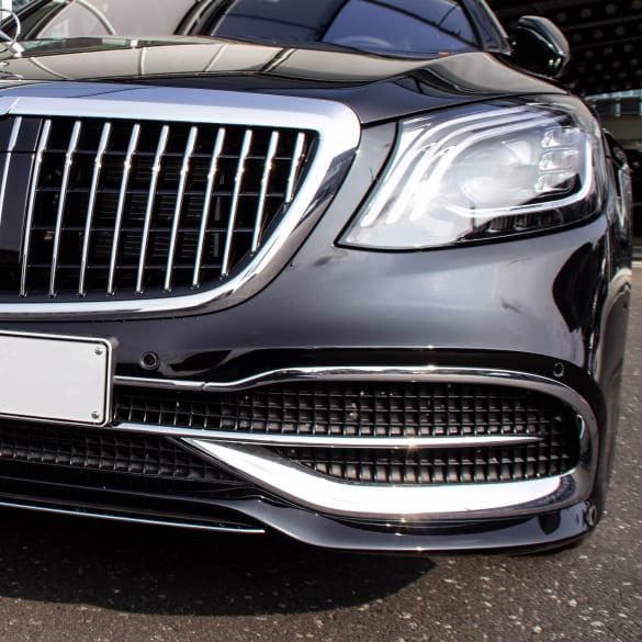 Maybach Facelift Front Bumper S-Class W222 Genuine