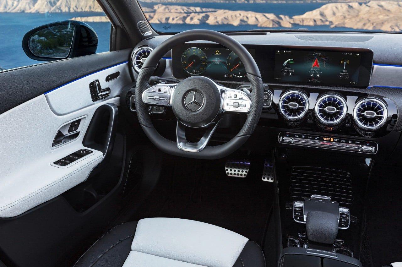 Die A Klasse Kompaktlimousine Von Mercedes So Wie Du