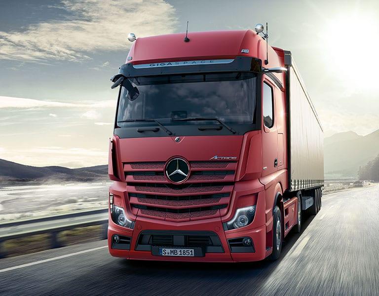 Mercedes Benz Lkw Jetzt Im Autohaus Kunzmann Entdecken