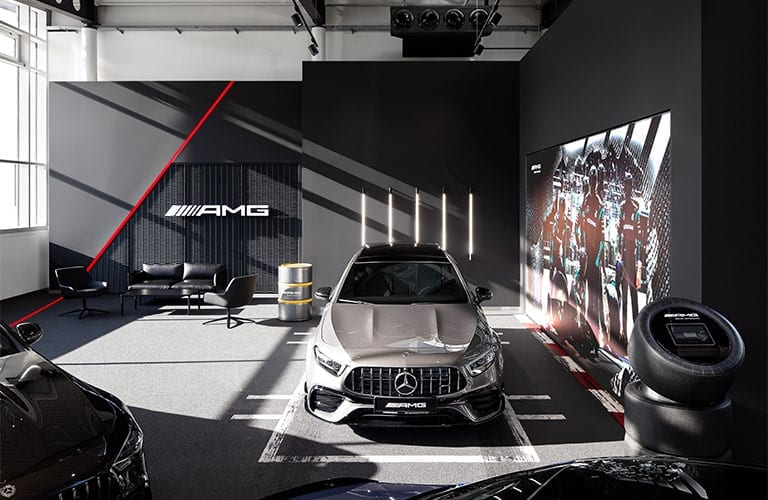 AMG-Performance Bereich
