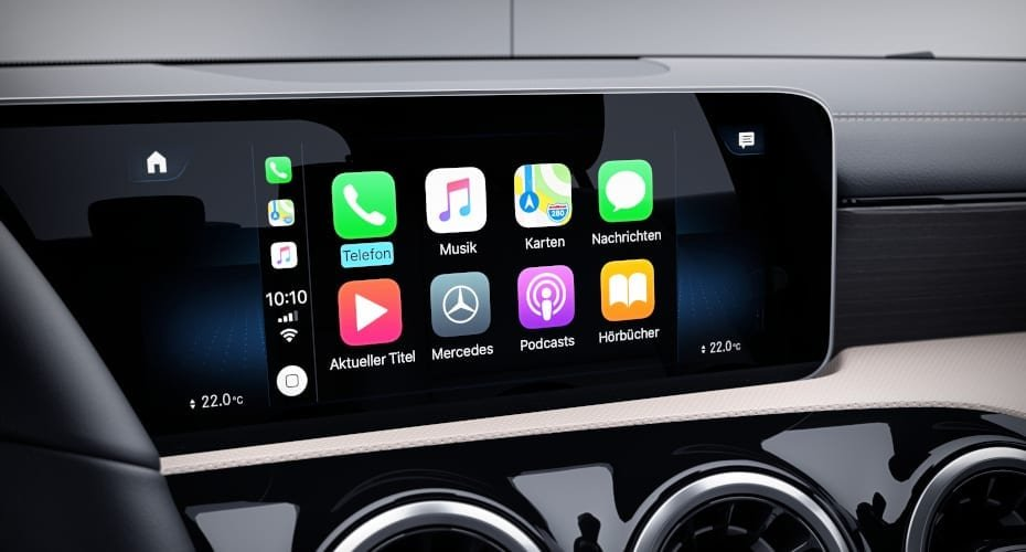 Apple® CarPlay®