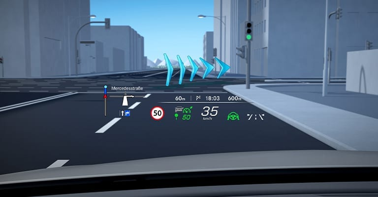 Augmented Reality Head-Up-Display