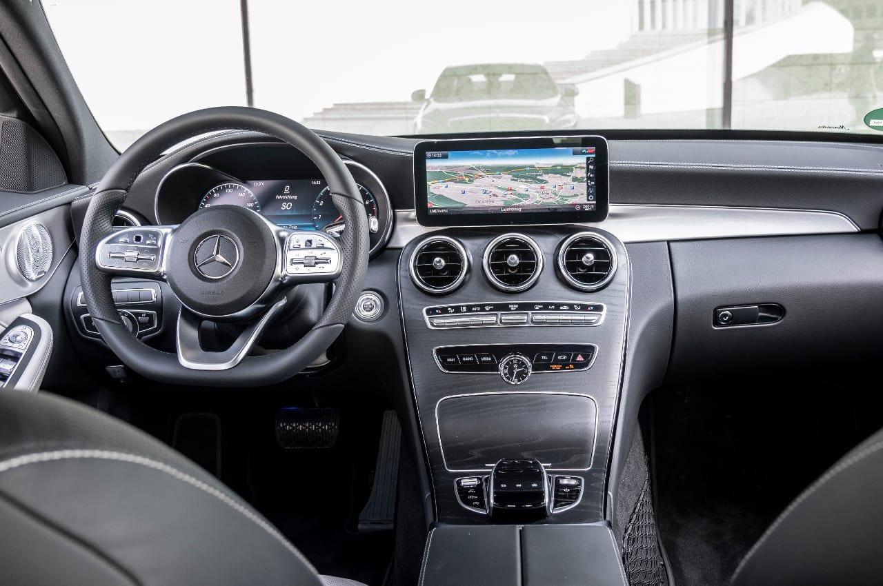 Die C-Klasse Limousine von Mercedes-Benz | Wünsche erfüllen.